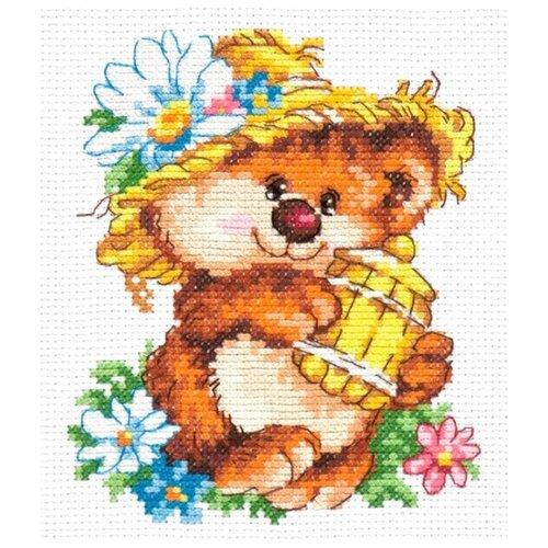 Чудесная Игла Набор для вышивания Сладкоежка 11 х 13 см (17-19) набор для вышивания крестом чудесная игла утопаю в любви 13 х 12 см