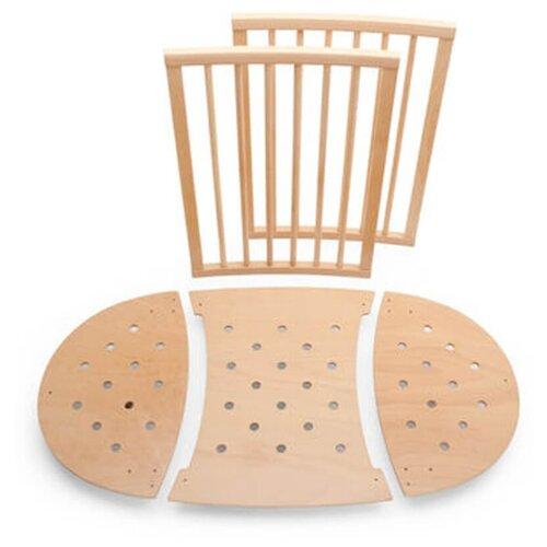 Набор для увеличения кроватки Stokke Sleepi Mini натуральный
