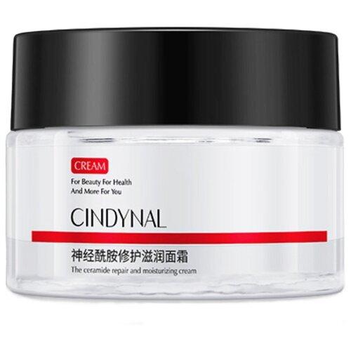 CINDYNAL The Ceramide Repair And Moisturizing Cream Восстанавливающий и увлажняющий крем для лица, 50 мл academie moisturizing protection cream увлажняющий защитный крем для лица 50 мл