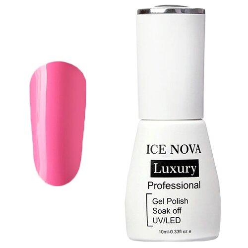 Купить Гель-лак для ногтей ICE NOVA Luxury Professional, 10 мл, 015 taffy