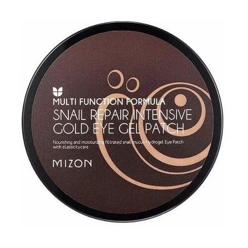 Купить Mizon Гидрогелевые патчи для глаз Snail Repair Intensive Gold Eye Gel Patch (60 шт.)