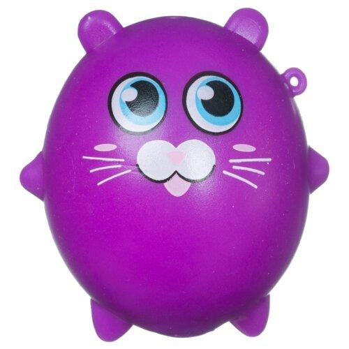 Купить Игрушка-мялка BONDIBON Киса (ВВ4293) фиолетовый, Игрушки-антистресс