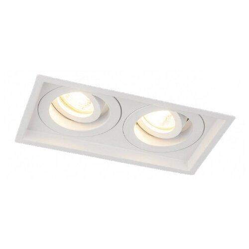 Встраиваемый светильник Elektrostandard 1071/2 MR16 WH
