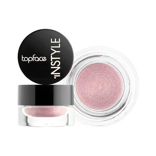Фото - Topface Тени для век Instyle Longwear Creamy Eyeshadow 002 vintage rose topface помада для губ instyle