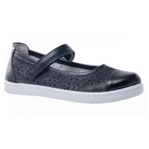 Туфли КОТОФЕЙ размер 31, черный туфли keddo размер 39 черный