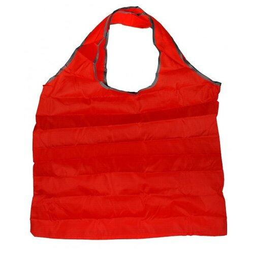 Сумка авоська Белоснежка, текстиль, красный