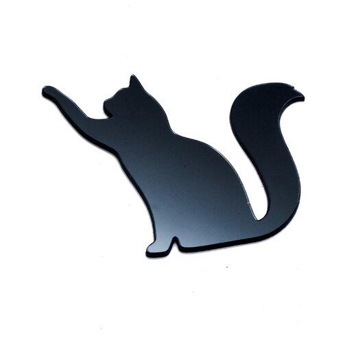 Наклейка на выключатель DS Studio Кошка Марта, объемная наклейка на тело diva 8 марта женщинам