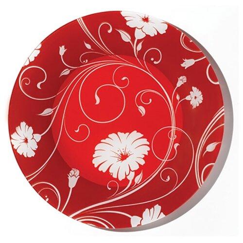 Pasabahce Тарелка обеденная Serenade 26 см red тарелка закусочная pasabahce family 19 5 см