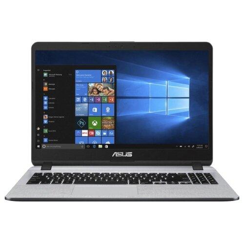 Купить Ноутбук ASUS VivoBook A507UF-BQ361 (Intel Core i5 8250U 1600 MHz/15.6 /1920x1080/8GB/1000GB HDD/DVD нет/NVIDIA GeForce MX130/Wi-Fi/Bluetooth/Endless OS) 90NB0JB1-M04300 серый