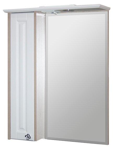 Дорожное зеркало с козырьком D-800 мм