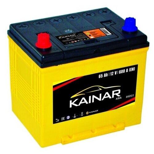 Автомобильный аккумулятор Kainar Asia 6СТ65 VL АПЗ п.п. 88D23R автомобильный аккумулятор kainar asia 6ст65 vl апз п п 88d23r