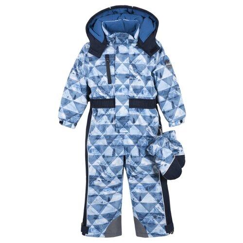 Комбинезон Chicco 09096947 размер 92, темно-синий олимпийка chicco размер 92 темно синий