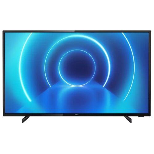 Телевизор Philips 50PUS7505 50 (2020) черный телевизор philips 50pus7303 50 2018 темно серебристый