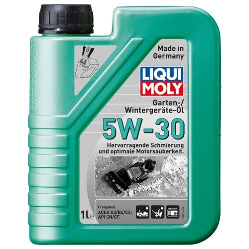 Фото - Масло для садовой техники LIQUI MOLY Garten-Wintergerate-Oil 5W-30 1 л масло для садовой техники калибр 2t 1 л