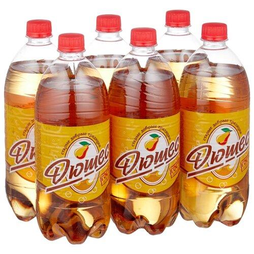 Газированный напиток Старые добрые традиции Дюшес, 1 л, 6 шт.