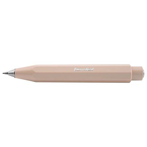 Kaweco Механический карандаш Skyline Sport HB, 0.7 мм, 1 шт. кофейный