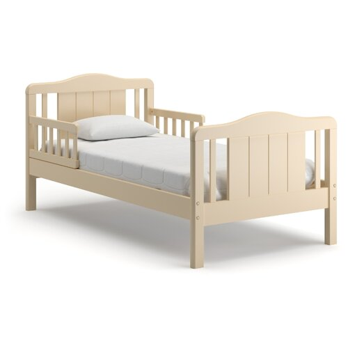 Кровать детская Nuovita Volo, размер (ДхШ): 167.5х87.5 см, спальное место (ДхШ): 160х80 см, каркас: массив дерева, цвет: avorio