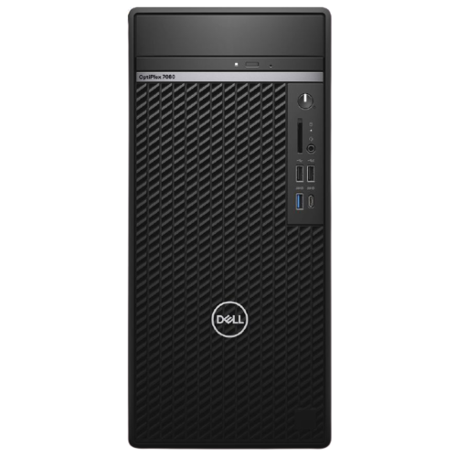 Настольный компьютер DELL Optiplex 7080 MT (7080-2376) Mini-Tower/Intel Core i9-10900K/16 ГБ/512 ГБ SSD/NVIDIA GeForce GTX 1660 SUPER/Windows 10 Pro черный компьютер