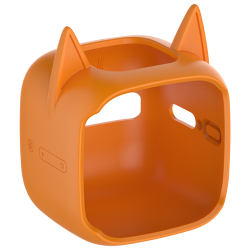 Фото - Чехол CINEMOOD Умный чехол Три кота оранжевый cinemood умный чехол для проектора cinemood hooplakidz