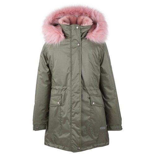 Купить Парка KERRY Elly K20671 A размер 152, 00324 хаки, Куртки и пуховики