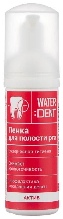 Пенка для зубов Global White Water Dent