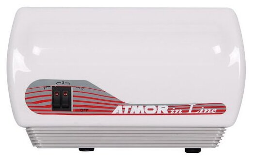 Проточный электрический водонагреватель Atmor In-Line 5