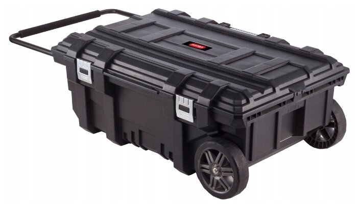 Ящик-тележка KETER Gal Mobile Box (17200157) 87.8x57.8x34.5 см — цены на Яндекс.Маркете