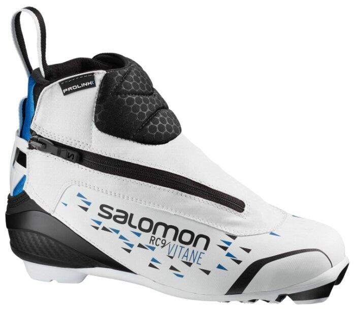 Ботинки для беговых лыж Salomon RC9 Vitane Prolink