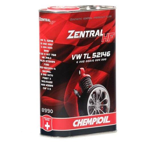 Гидравлическая жидкость CHEMPIOIL Zentral HF metal 1 л