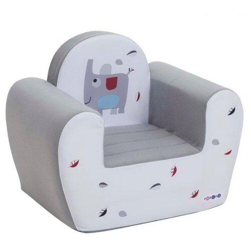 Классическое кресло PAREMO детское PCR317 размер: 54х38 см, обивка: ткань, цвет: Мимими Крошка Ви