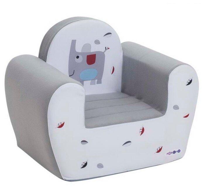 Купить Классическое кресло PAREMO детское PCR317 размер: 54х38 см, обивка: ткань, цвет: Мимими Крошка Ви по низкой цене с доставкой из Яндекс.Маркета (бывший Беру)