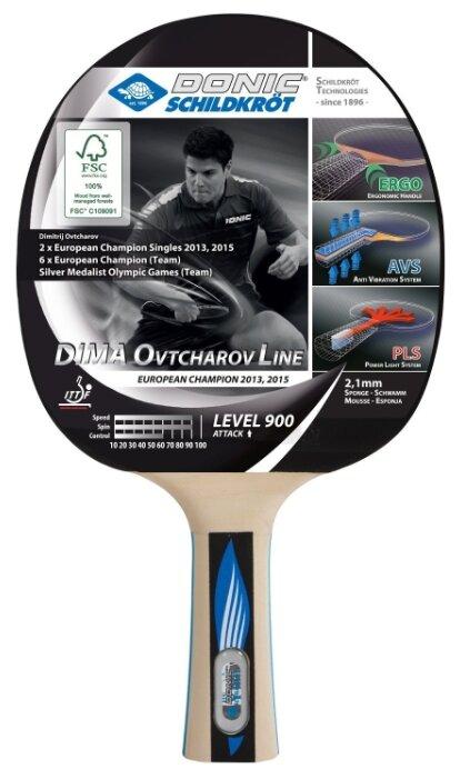 Ракетка Donic Ovtcharov 900