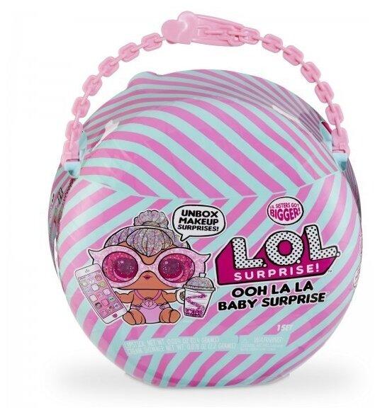Кукла-сюрприз MGA Entertainment в шаре LOL Surprise Ooh La La Baby Surprise Lil Kitty Queen, 562474 — купить по выгодной цене на Яндекс.Маркете
