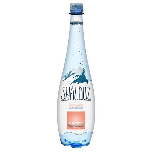 Вода минеральная Shalbuz газированная, ПЭТ, 1 л