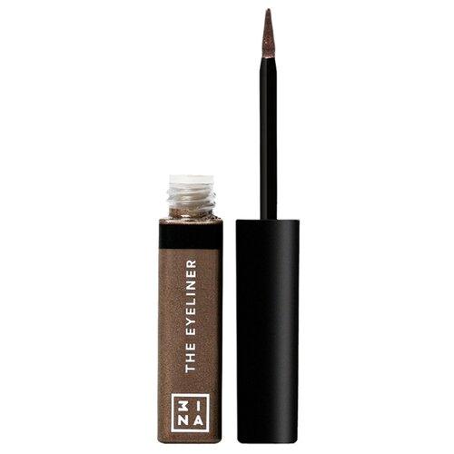 3INA Подводка для глаз The Color Eyeliner, оттенок 507 3ina карандаш для губ с аппликатором 3ina 513