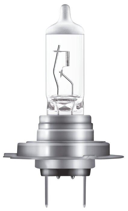 Лампа автомобильная галогенная Osram NIGHT BREAKER SILVER 64210NBS +100% H7 55W 1 шт.