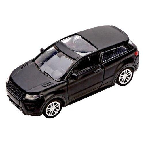 Купить Легковой автомобиль Yako Драйв (M7422) 1:34 черный, Машинки и техника