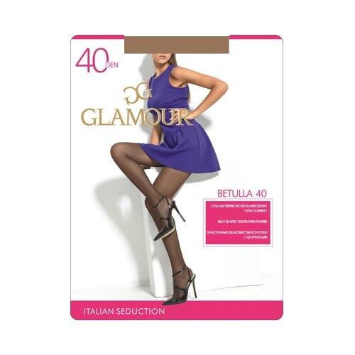 Колготки Glamour Betulla 40 den, размер 5-XL, glace (коричневый) колготки glamour betulla 40 den размер 5 xl daino коричневый