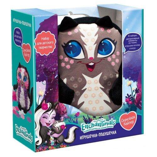 Купить Origami Узоры из плюша Энчантималс Скунсенок Кейпер (4007), Изготовление кукол и игрушек