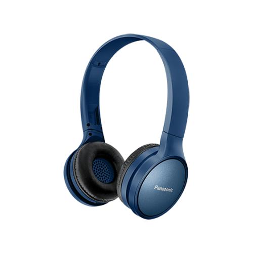 Беспроводные наушники Panasonic RP-HF410 blue беспроводные наушники panasonic rp nj310 blue