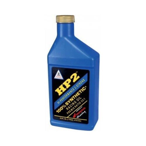 Моторное масло Honda HP2 100% Synthetic Racing Oil 0.473 л