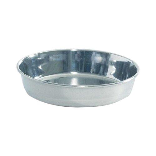 Миска Beeztees 653478 для кошек 100 мл сталь миска beeztees стальная с креплением для собак 300 мл