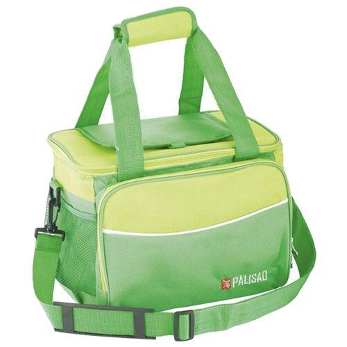 PALISAD Сумка-холодильник 69597 зеленый 20 л palisad 65840