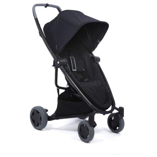 Прогулочная коляска Quinny Zapp Flex Plus black on black прогулочная коляска quinny zapp flex plus luxe sport grey