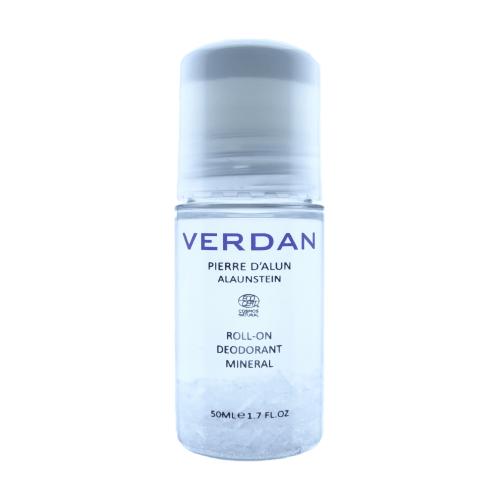 Verdan дезодорант, ролик, Mineral Roll-on, 50 мл