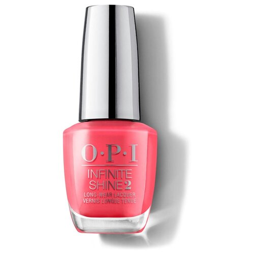 Лак OPI Infinite Shine, 15 мл, оттенок From Here To Eternity opi infinite shine nail lacquer from here to eternity 15 мл