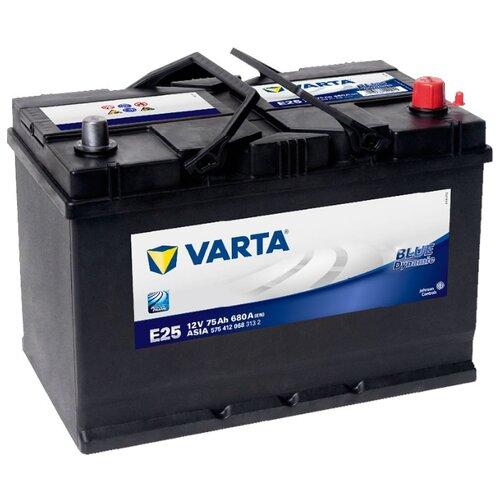цена на Автомобильный аккумулятор VARTA Blue Dynamic JIS E25 (575 412 068)