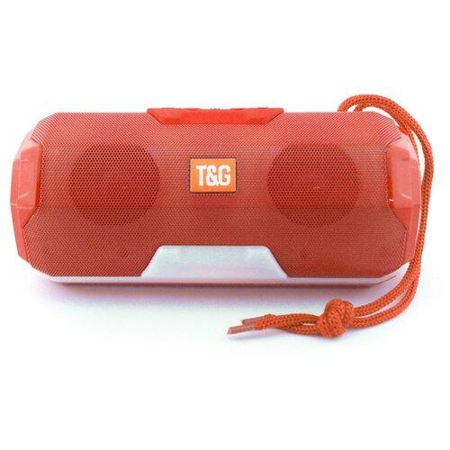 Портативная акустика T&G TG143 красный st t g tucker sanctus
