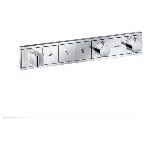 Фото - Термостат для ванны Hansgrohe RainSelect 15356000 термостат для ванны hansgrohe rainselect 15356400