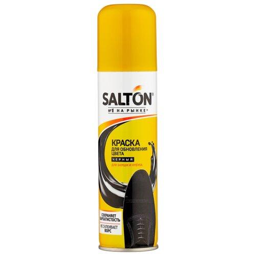 SALTON Краска для замши черная